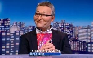 Laurent Ruquier : sa marionnette aux Guignols