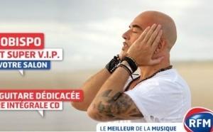 """RFM : """"Pascal Obispo dans votre salon"""""""