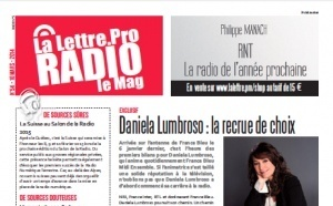 La Lettre Pro de la Radio : découvrez le n° 54
