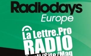 Les Radiodays en un seul coup d'oeil