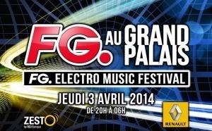 FG au Grand Palais : jour J moins 2