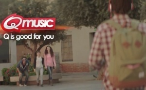 """Find your smile"" avec Q Music"