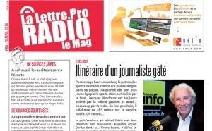 La Lettre Pro de la Radio : découvrez le n° 56