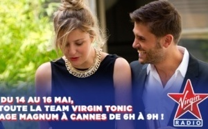 Virgin Tonic en direct de la Croisette