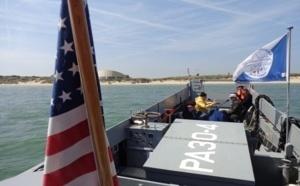 Au coeur du débarquement sur Europe 1