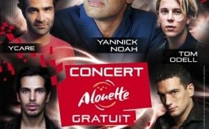 Alouette en concert : 30 000 spectateurs attendus !
