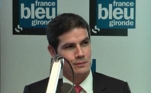 Mathieu Gallet sur France Bleu Gironde