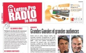 Voici votre magazine n°57 de la Lettre Pro de la Radio et des Médias