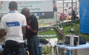 Lancement d'Univers FM au Congo