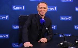 Samuel Etienne de France 3 à Europe 1