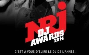 NRJ DJ Awards : les auditeurs appelés à voter