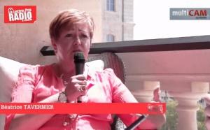 """Béatrice Tavernier : """"j'aide à la prise de conscience"""""""
