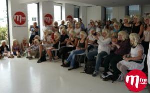 Les auditeurs blonds de MFM Radio