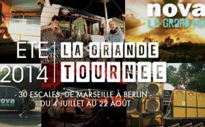 Radio Nova en tournée