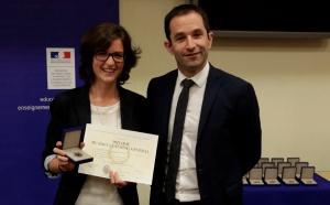 Camille Crosnier : journaliste et bachelière