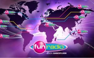 Audience ensoleillée pour Fun Radio