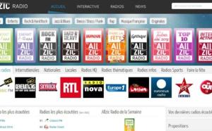 EXCLU - Allzic Radio : toute la radio sur un seul site