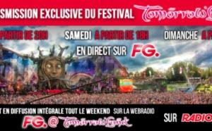 FG retransmet Tomorrowland