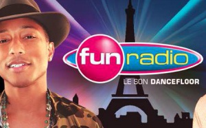 Fun Radio : un gain d'audience de 14%