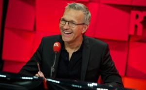 """Laurent Ruquier : """"je me sens très bien"""""""