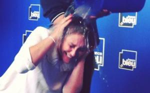 Lumbroso fait son Ice Bucket Challenge