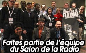 Faites partie de l'équipe du RADIO 2015