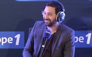 Hanouna fait sa pub sur RTL