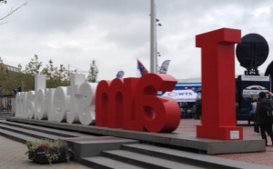 En direct de l'IBC 2014 à Amsterdam