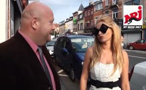 Une fausse Lady Gaga sur NRJ Belgique