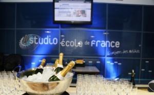 Nouveaux locaux pour le Studio Ecole de France