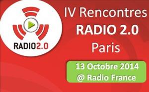 Rencontres Radio 2.0 : le programme