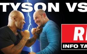 Tyson vs Moscato sur RMC