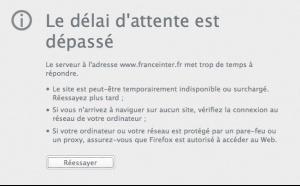 Les sites de France Inter et de France Info piratés
