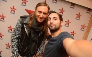 Julien Doré et David Guetta réunis dans Le Lab