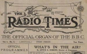 BBC Genome permet de retrouver tous les articles de Radio Times
