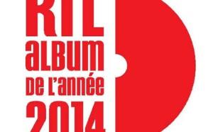 Lancement du prix de l'album RTL de l'année