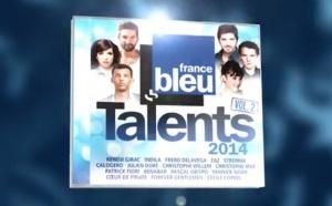 Les Talents France Bleu dans une compilation