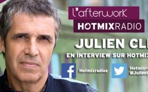 Julien Clerc invité sur Hotmix Radio