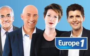 Europe 1 réduit encore l'écart avec RTL