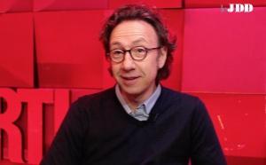 Stéphane Bern : animateur préféré des français