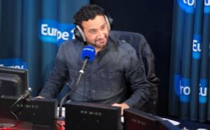 Cyril Hanouna croit au Père Noël Vert