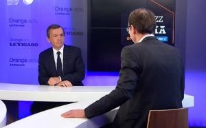 Alain Weill au Buzz Média Orange - Le Figaro