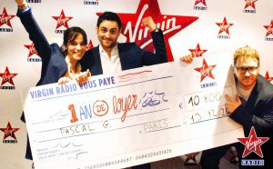 Virgin Radio : un auditeur gagne plus de 10 000 euros