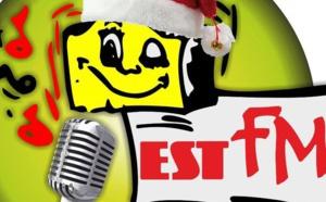 Est FM : deux jours de chansons de Noël