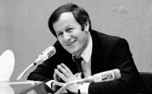 Fleur Pellerin rend hommage à Jacques Chancel