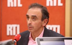 Eric Zemmour reste sur RTL