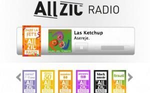 Allzic Radio étoffe son offre de webradios