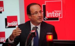 François Hollande avoue écouter France Inter