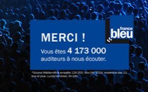 Record d'audience pour France Bleu Alsace