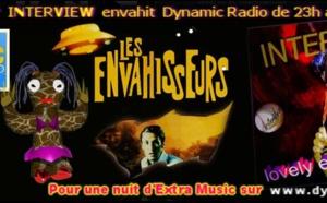 La nuit ne finira pas, sur Dynamic Radio